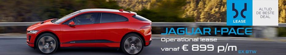 bd lease aanbieding operational lease jaguar ipace